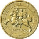 0.10 Euro Lithuania