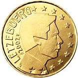 0.50 Euro Luxembourg